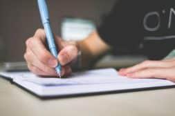 Helpt schrijven bij het verwerken van verdriet?