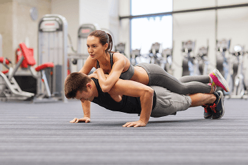 Fitboy + fitgirl = fitrelationship?
