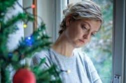 Depressie tijdens de feestdagen